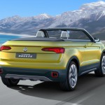 Volkswagen T-Cross Breeze Concept 2016 04