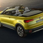 Volkswagen T-Cross Breeze Concept 2016 05