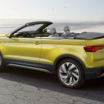 Volkswagen T-Cross Breeze Concept 2016 06