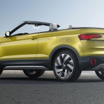 Volkswagen T-Cross Breeze Concept 2016 07
