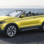 Volkswagen T-Cross Breeze Concept 2016 10