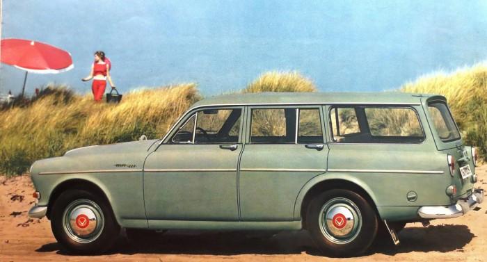 Volvo 221