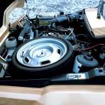 Volvo Tundra Concept 1979 motor