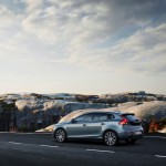Volvo V40 T4 Momentum Location 7/8 Rear