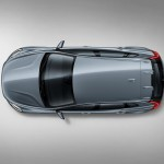 Volvo V40 T4 Momentum Studio Bird's Eye view