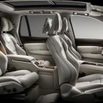 Volvo X90 Excellence 2016 interior 02
