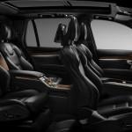 Volvo X90 Excellence 2016 interior 03