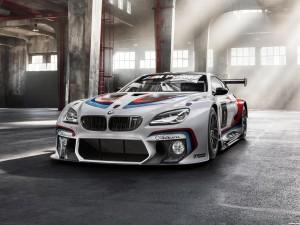 BMW M6 GT3 F13 2015