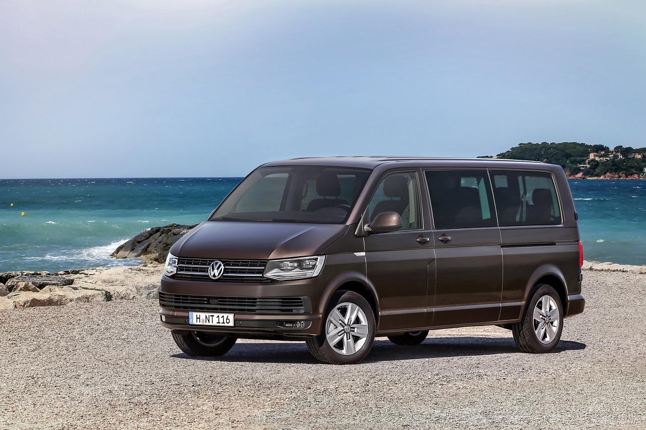 Volkswagen Caravelle 2016