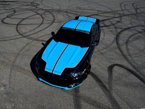 Ford Mustang GT Fastback Pettys Garage 2015