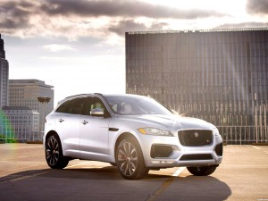 Jaguar F-Pace S USA 2016