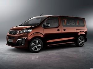 Peugeot Traveller i-Lab 2016
