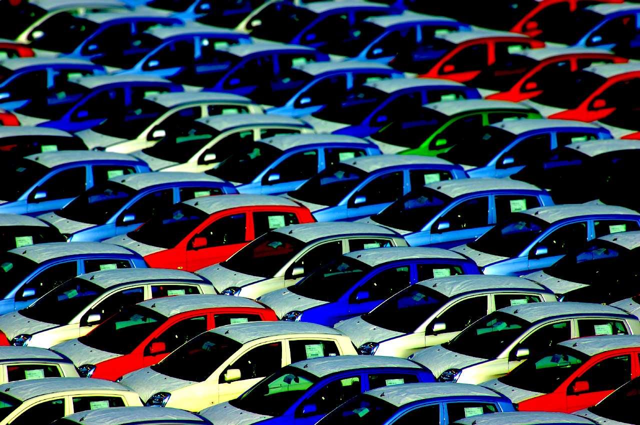 stock coches nuevos