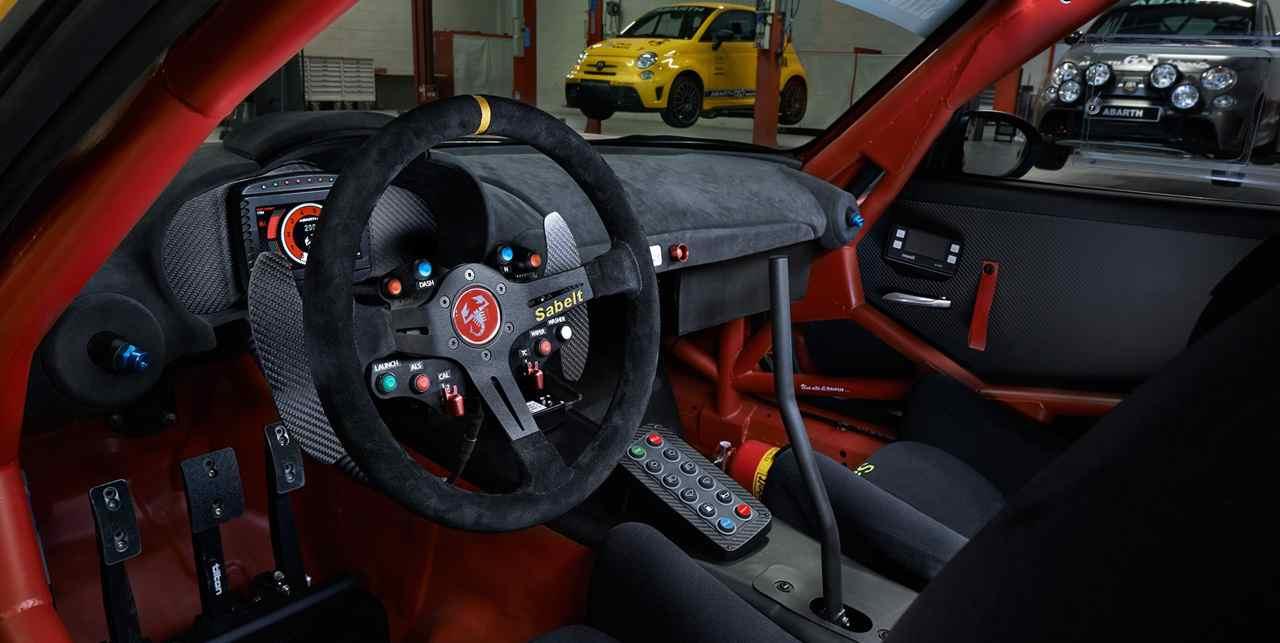 2016 Fiat 500 Abarth >> Abarth 124 rally, aquí viene al rey de las cunetas