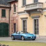 Alfa Romeo Disco Volante Spyder 2016 17