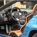 Alfa Romeo Disco Volante Spyder 2016 interior 01