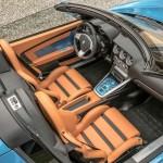 Alfa Romeo Disco Volante Spyder 2016 interior 03