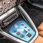 Alfa Romeo Disco Volante Spyder 2016 interior 05