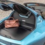 Alfa Romeo Disco Volante Spyder 2016 maletero