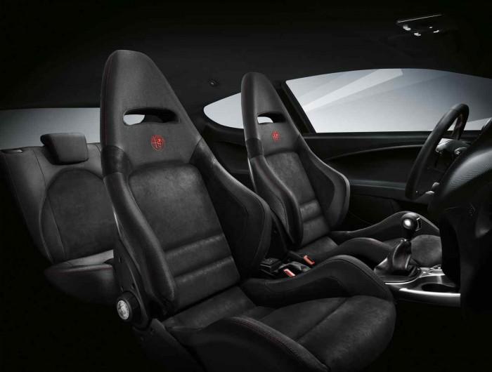 Alfa Romeo Mito 2016 interior 02
