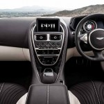 Aston Martin DB11 2016 interior 01