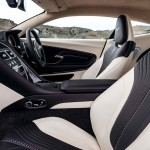 Aston Martin DB11 2016 interior 02