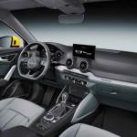 Audi Q2 2016 interior 02