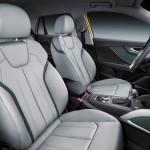 Audi Q2 2016 interior 03