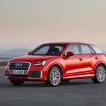 Audi Q2 TFSI 2016 17