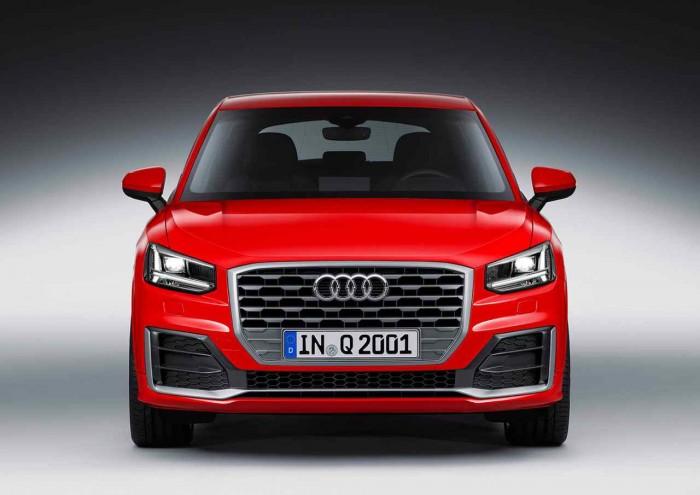 Audi Q2 TFSI 2016 19