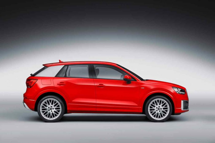 Audi Q2 TFSI 2016 21