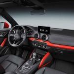 Audi Q2 TFSI 2016 interior 02