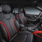 Audi Q2 TFSI 2016 interior 03