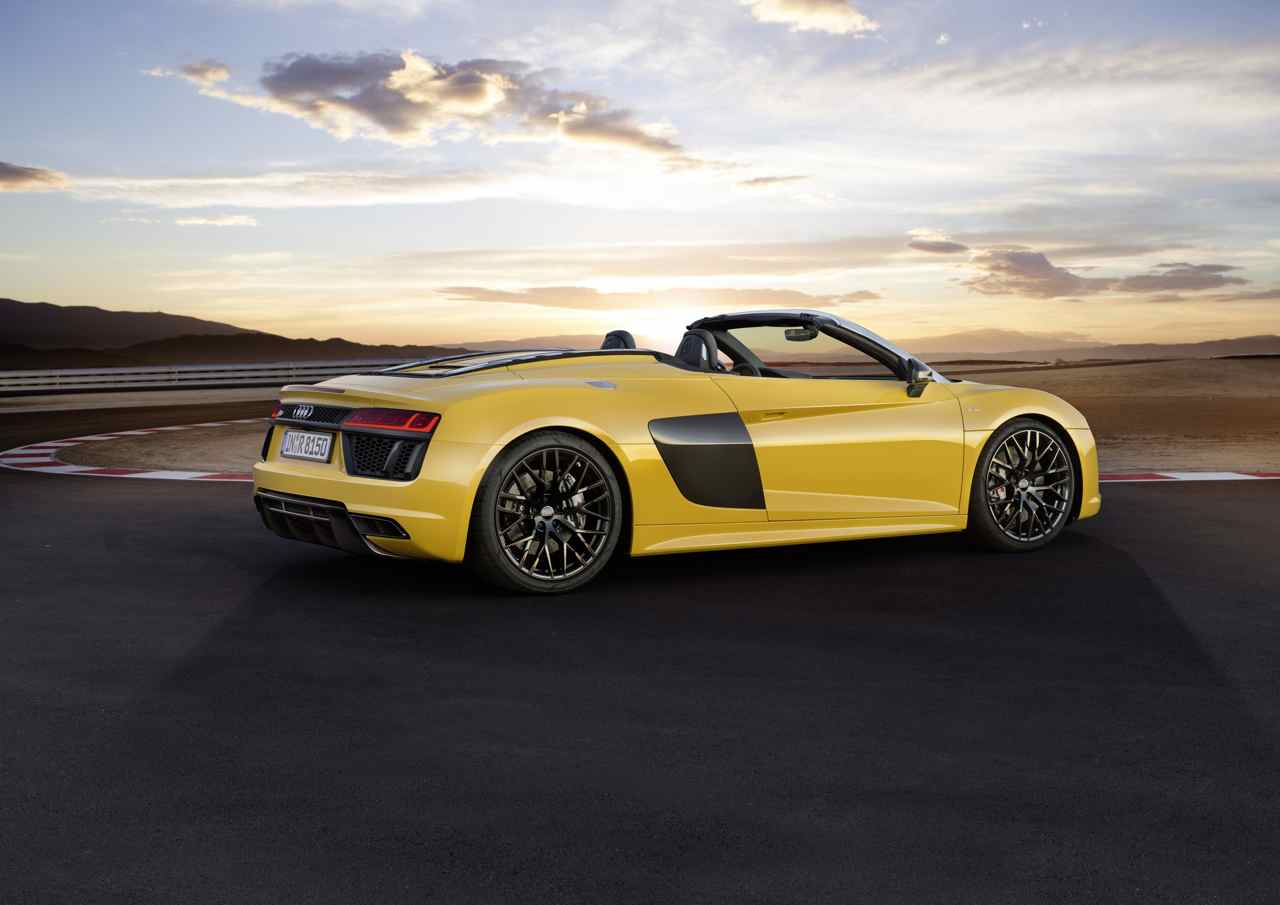 2017 Audi R8 Spyder 27 | 2017 - 2018 Best Cars Reviews