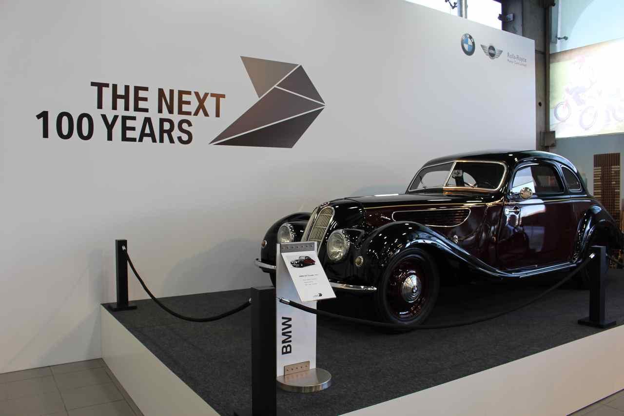 BMW 100 años