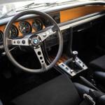 BMW 3.0 CSL 1973 interior 1