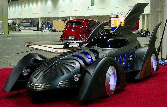 Chevrolet 350 ZZ3 de Batman Forever (1995)