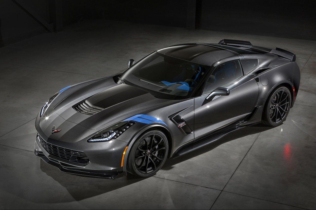 Chevrolet Corvette Grandsport 2017 01