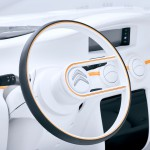 Citroën E-MEHARI by Courreges Concept 2016 interior 01
