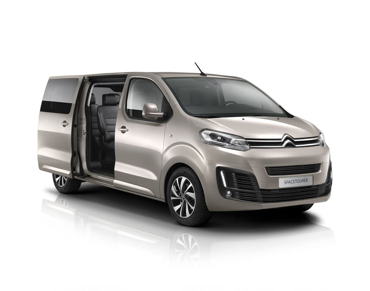 Citroen SpaceTourer 2016 03