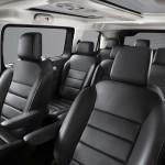 Citroen SpaceTourer 2016 interior 01