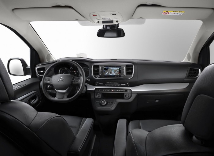 Citroen SpaceTourer 2016 interior 02