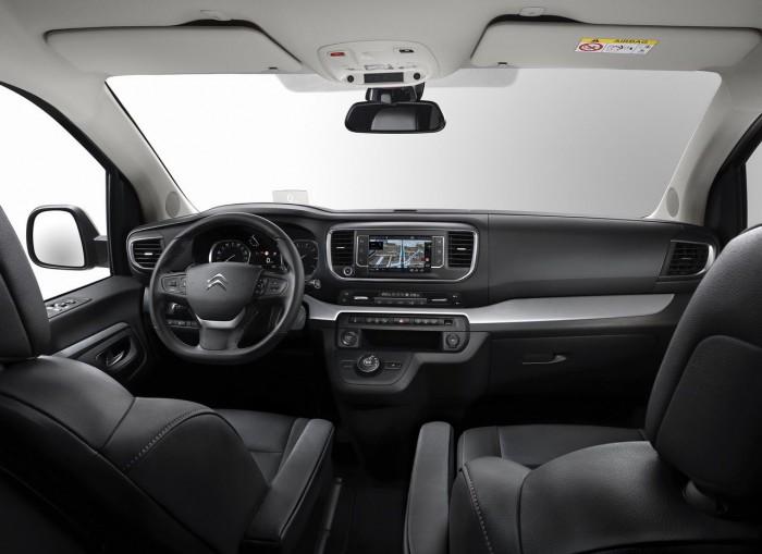 Citroen SpaceTourer 2016 interior 02