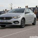 Fiat Tipo 2016 prueba 1