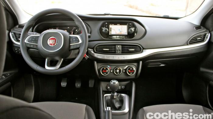 Fiat Tipo 2016 prueba 14