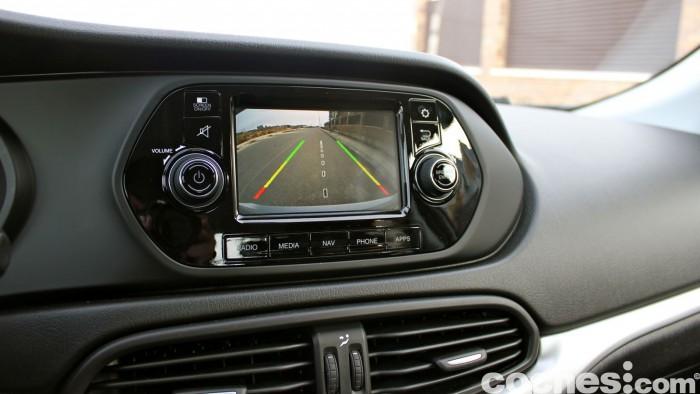Fiat Tipo 2016 prueba 20