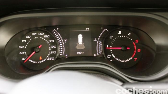 Fiat Tipo 2016 prueba 30