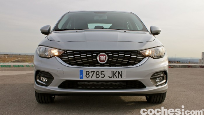 Fiat Tipo 2016 prueba 38