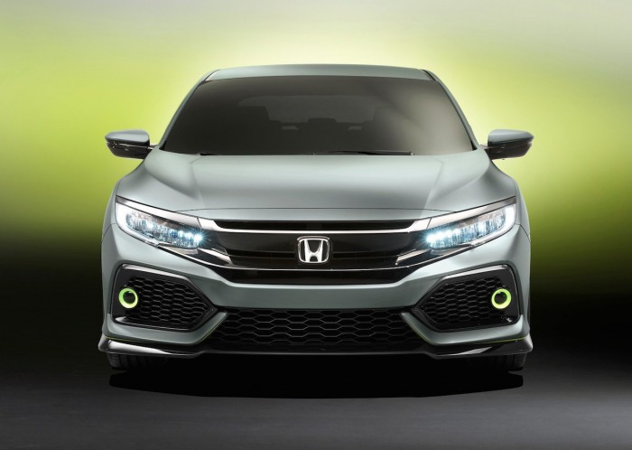 Honda Civic Hatchback Concept 2016 03