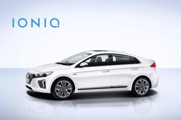 Hyundai Ioniq plug-in 2016